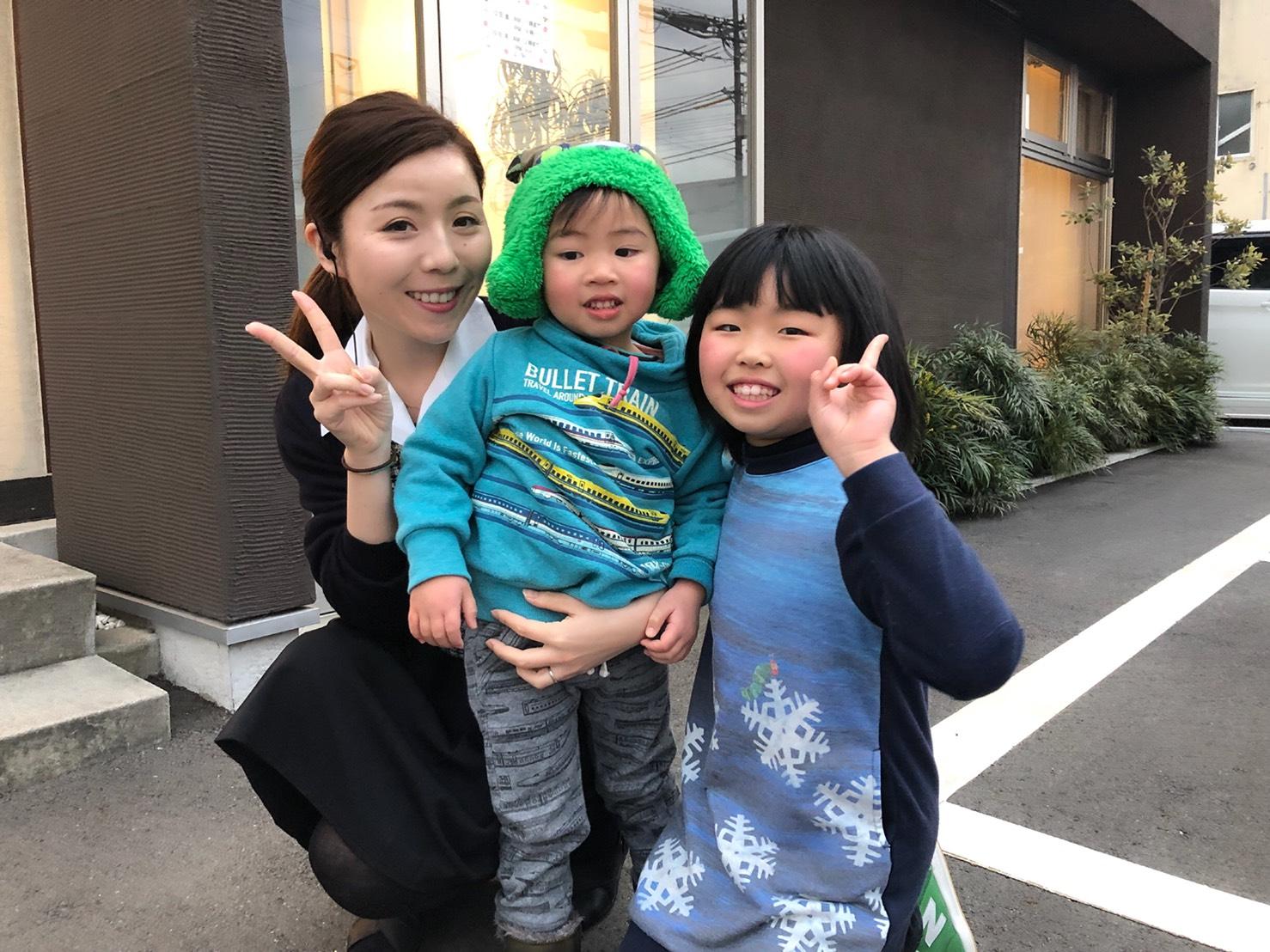 可愛い姉弟と一緒に☆のイメージ