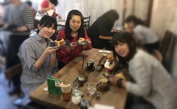 アキヨシスタッフの昼休みのイメージ