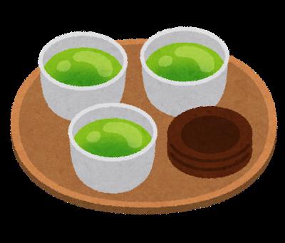 緑茶🍵のイメージ