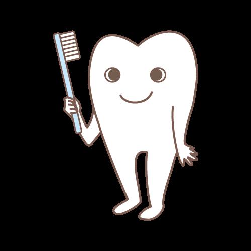 歯ブラシの歴史①のイメージ