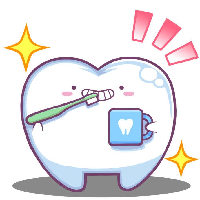 歯ブラシの管理方法のイメージ