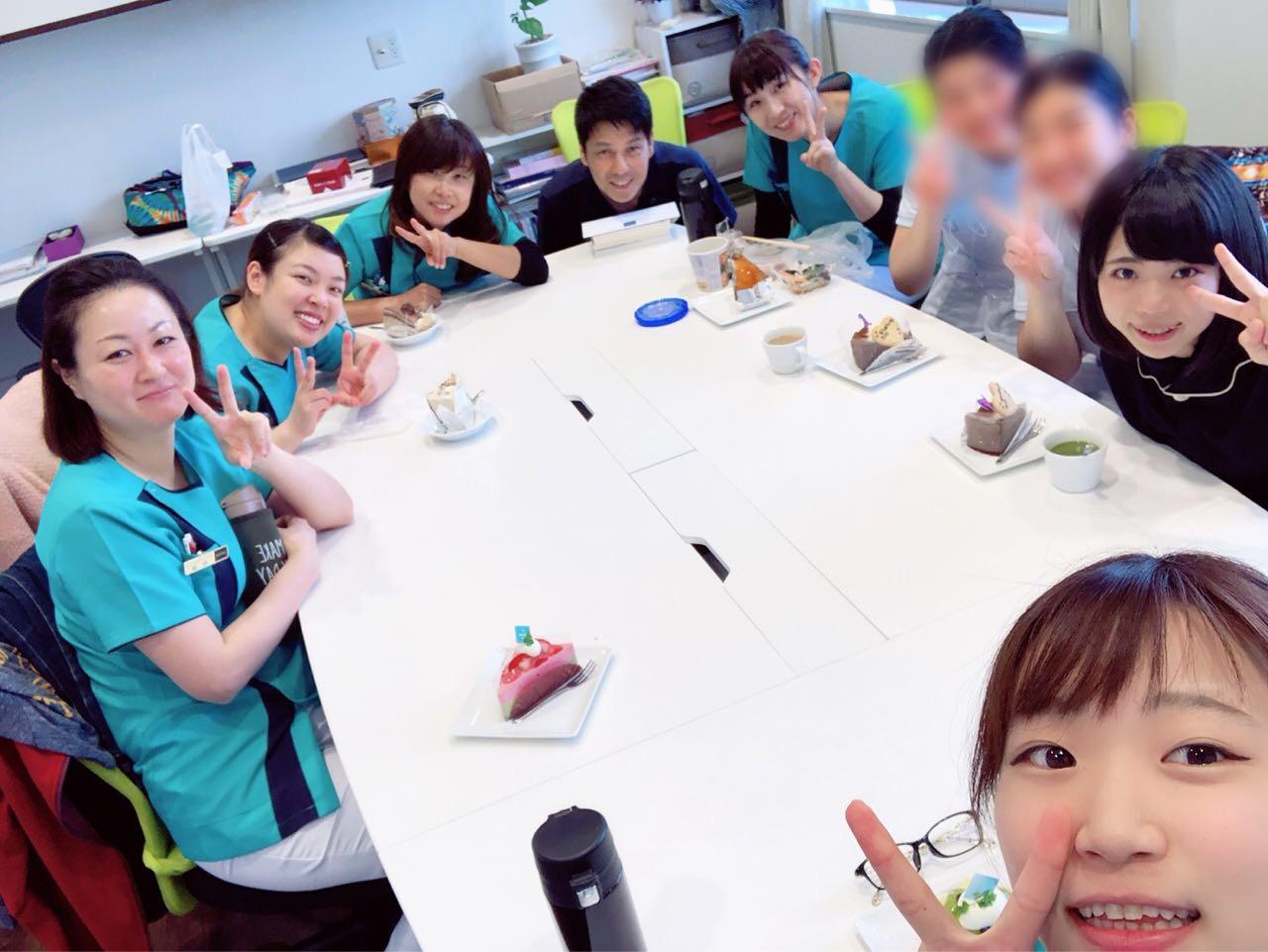 学生実習にご協力頂き、ありがとうございます!!のイメージ