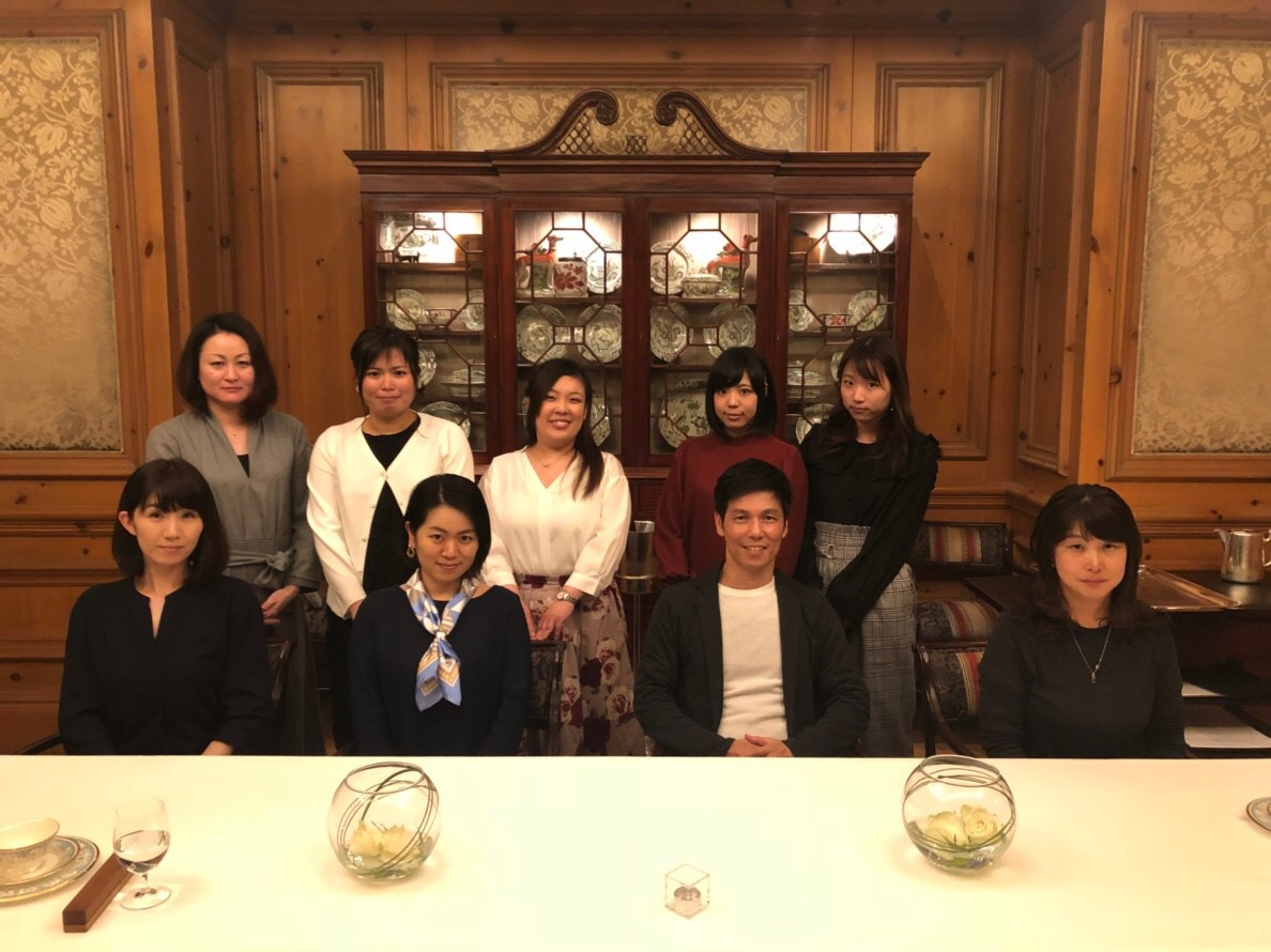 院外研修のひとつ~ザ・リッツカールトン大阪にて~のイメージ