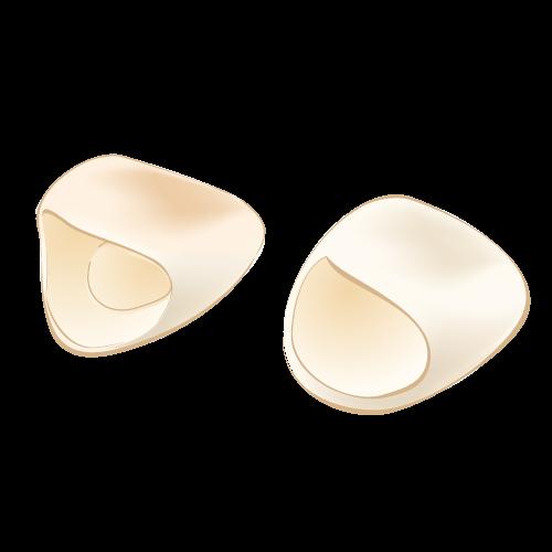 自由診療の白い被せ物~オールセラミッククラウン~のイメージ