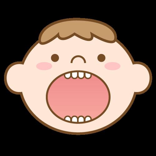 赤ちゃんのお口のケア②のイメージ