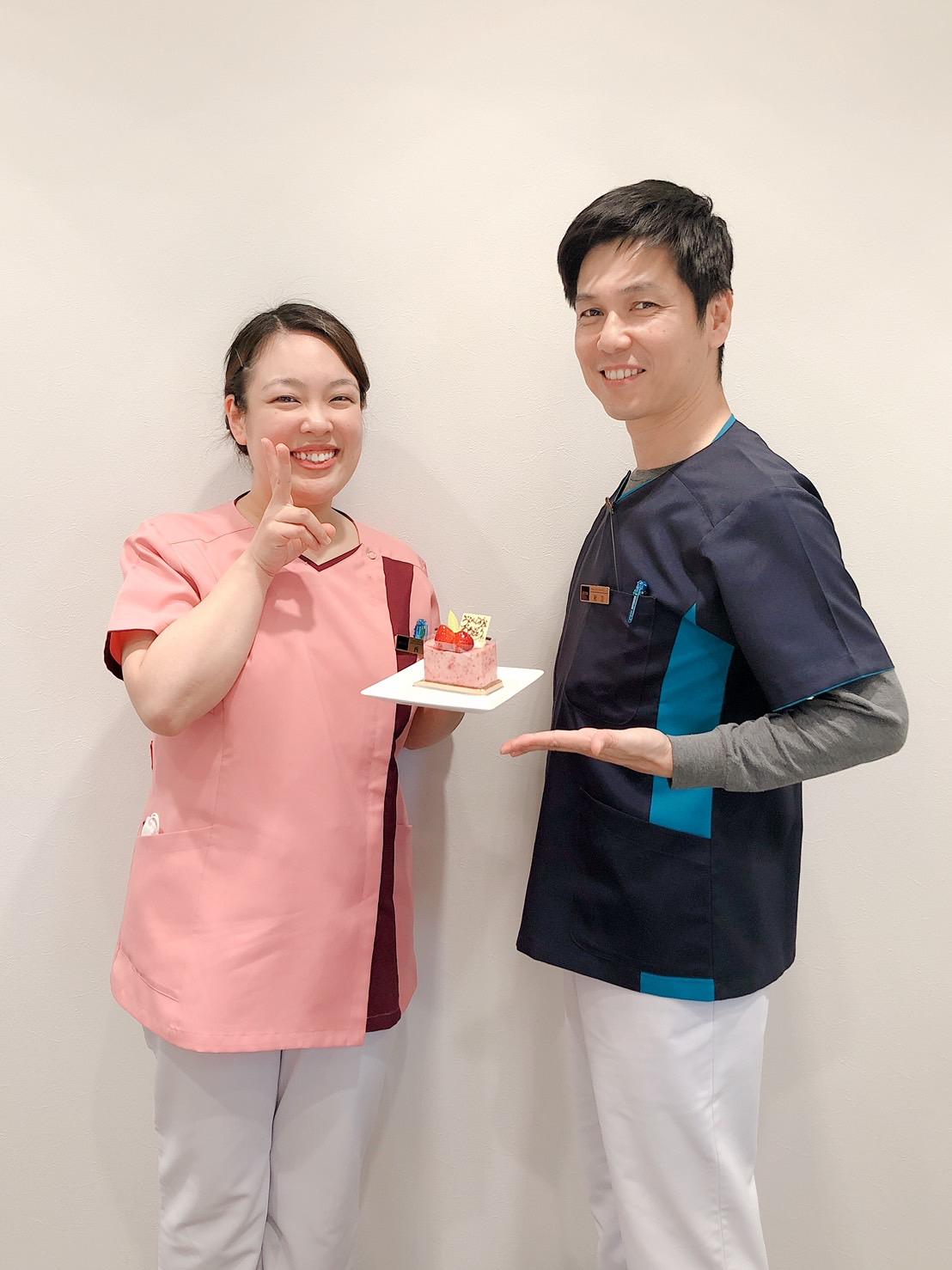 西川さんお誕生日おめでとう!のイメージ